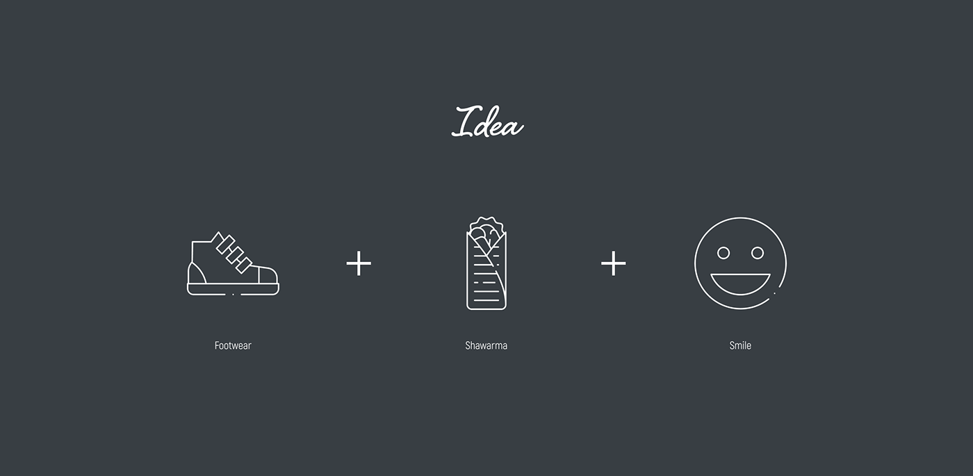 design eat Fast food graphic design  healthy Lavash Bar logo print shawarma yummy