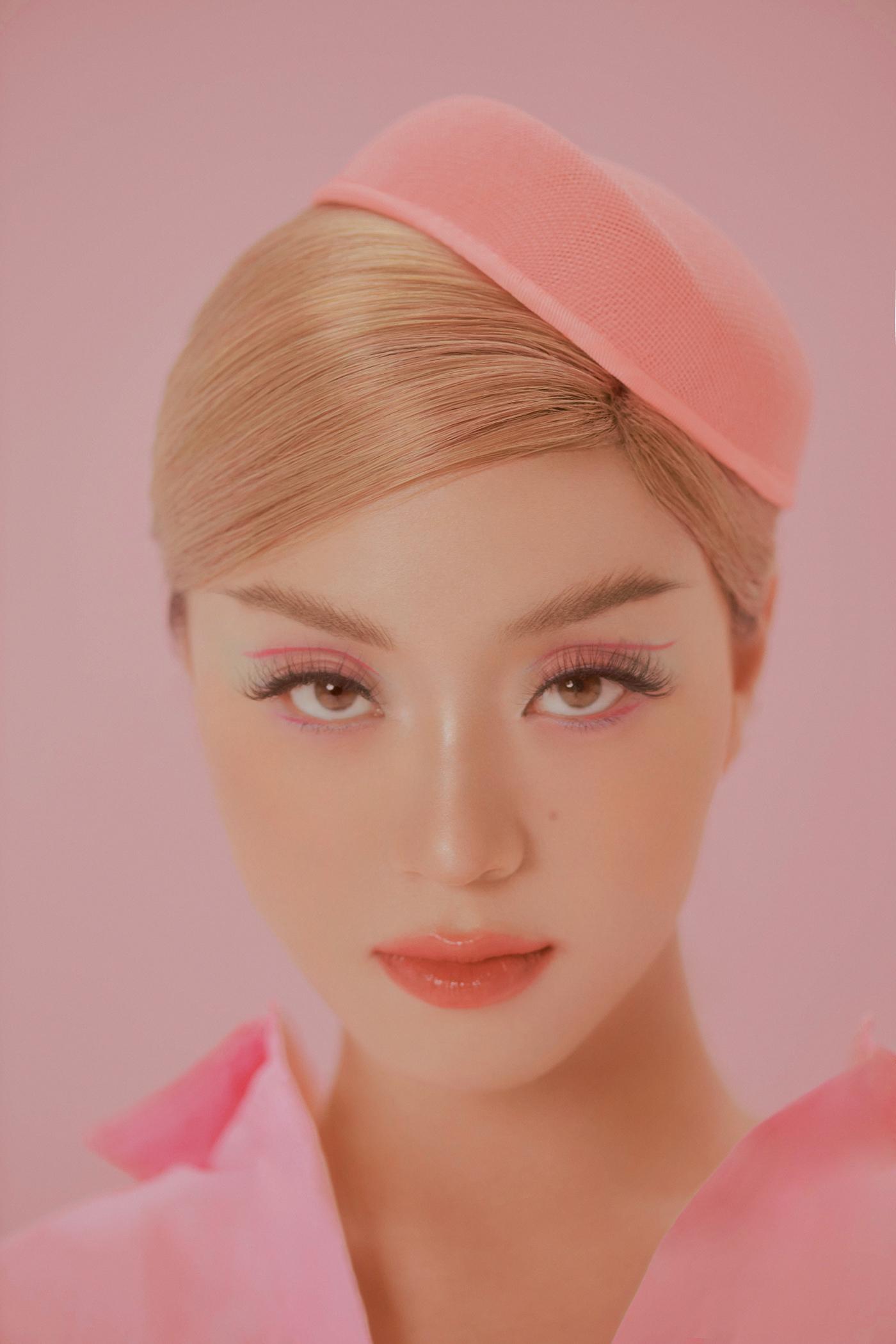 badyoyo Beatuy LINNNN pink twiggy yoyo
