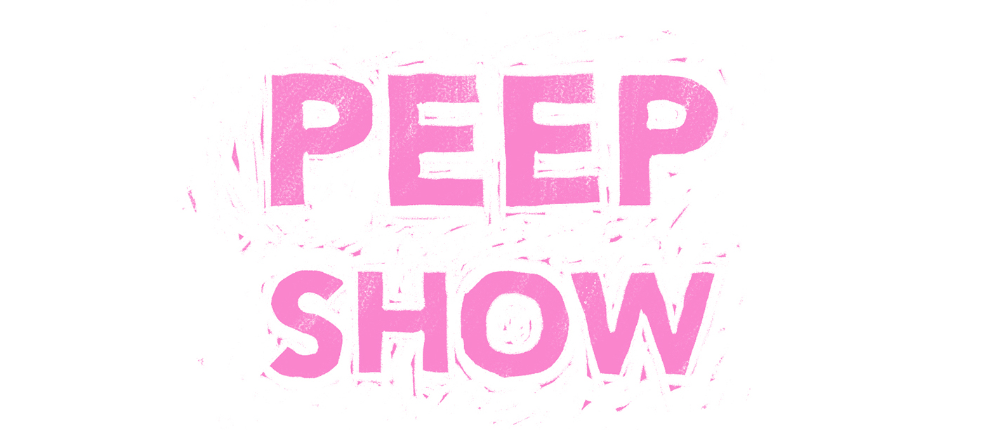peep Show Christmas Ó! Galeria