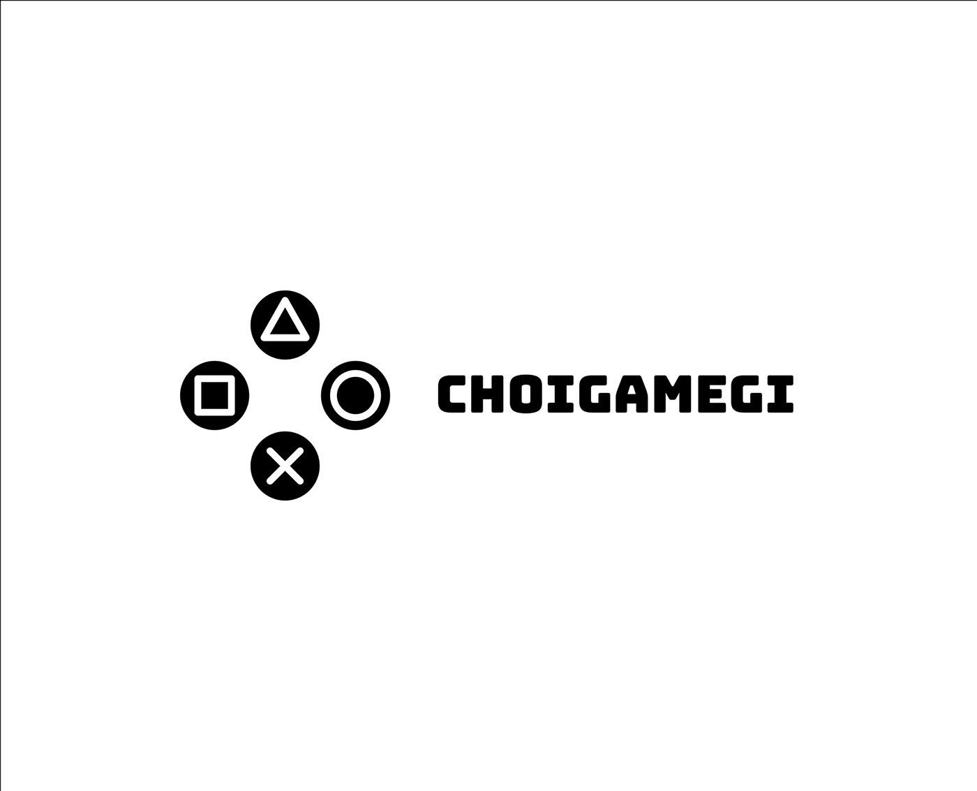 game logo gaming