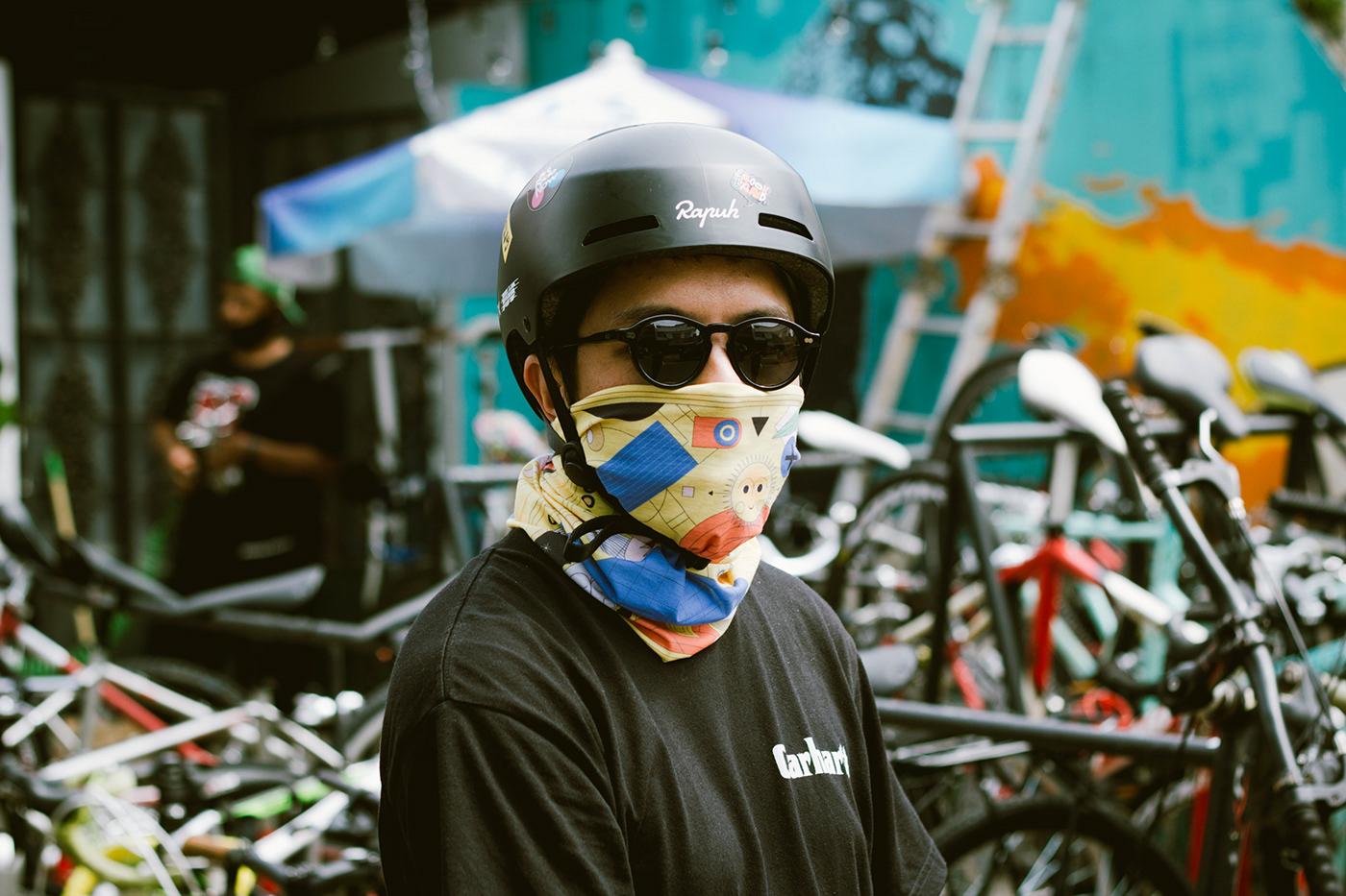 Collaboration healthy indonesia jakarta product souvenir Wellness women corona pandemic