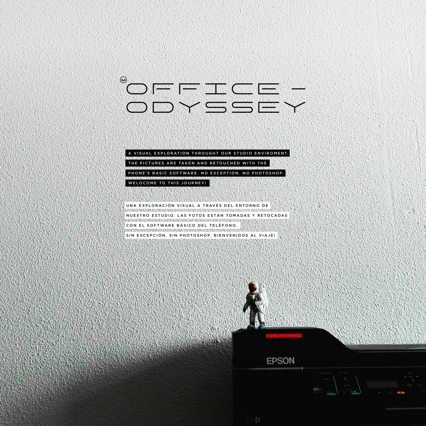 Office odyssey,cosmos,astronaut,odyssey