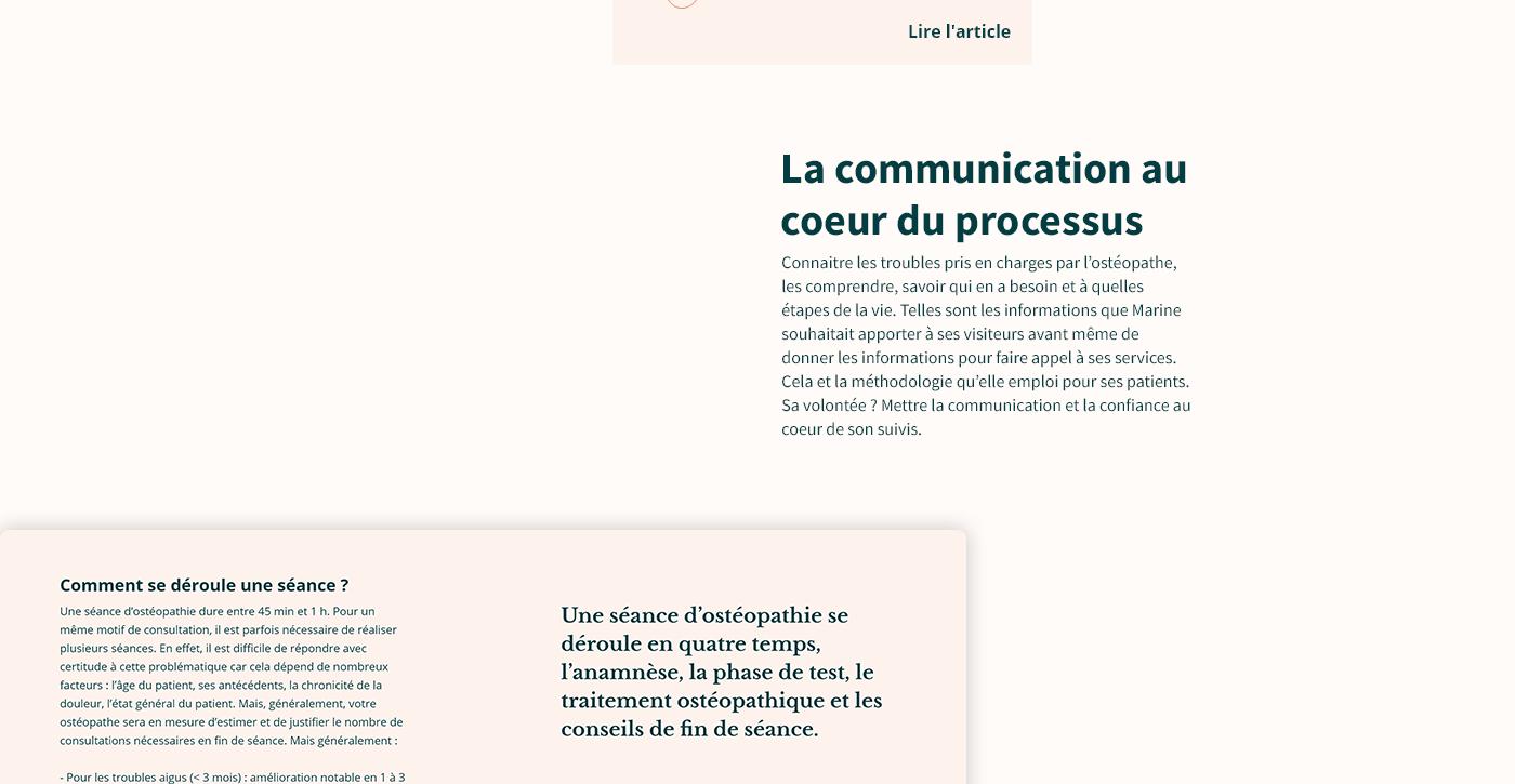 cms persona ux/ui design wireframes wordpress