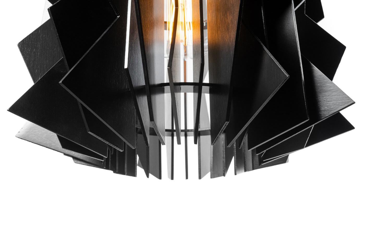 Lamp lamps poland plywood pendant pendant light floor lamp lighting illumination Światło
