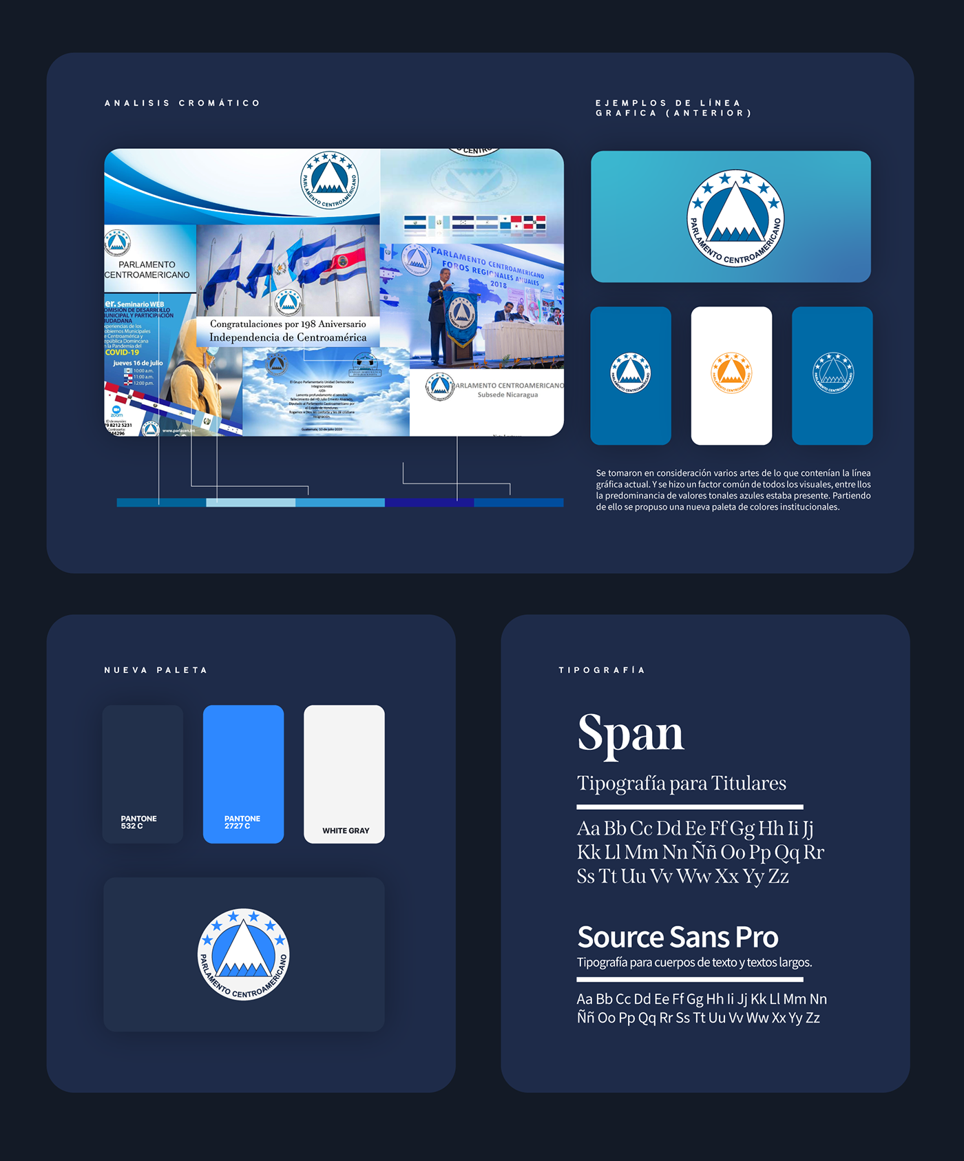 branding  Centroamerica Estudio Montenegro Guatemala Interaction design  parlamento Web Design