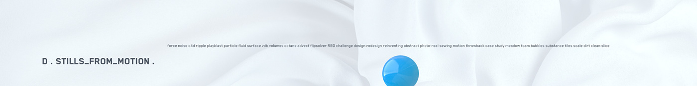animation  c4d CG CGI cinema4d cloth design houdini motion vellum