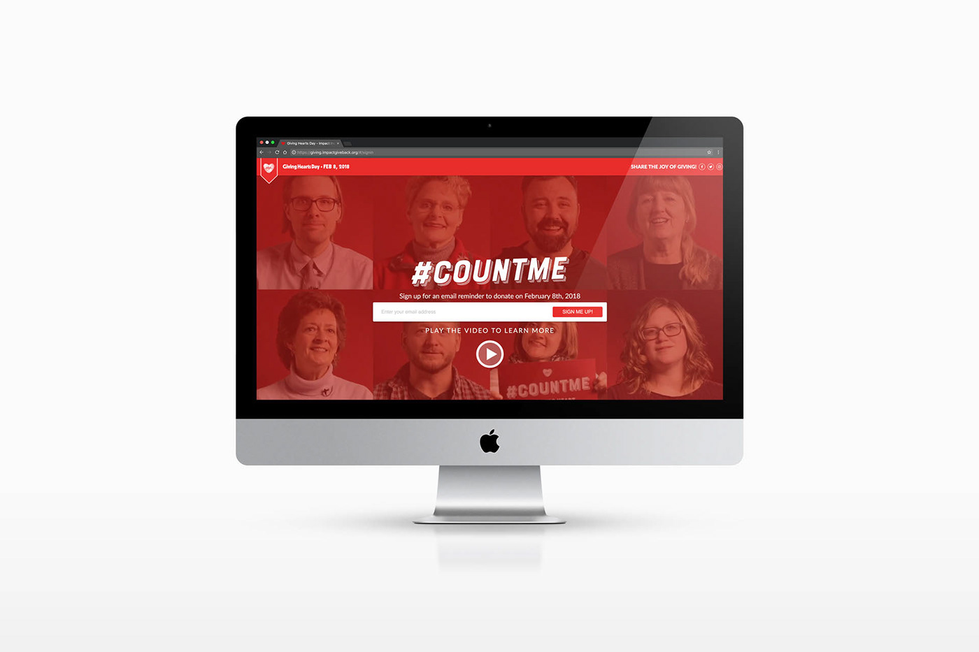 Website charity nonprofit Web Design  nupolitan