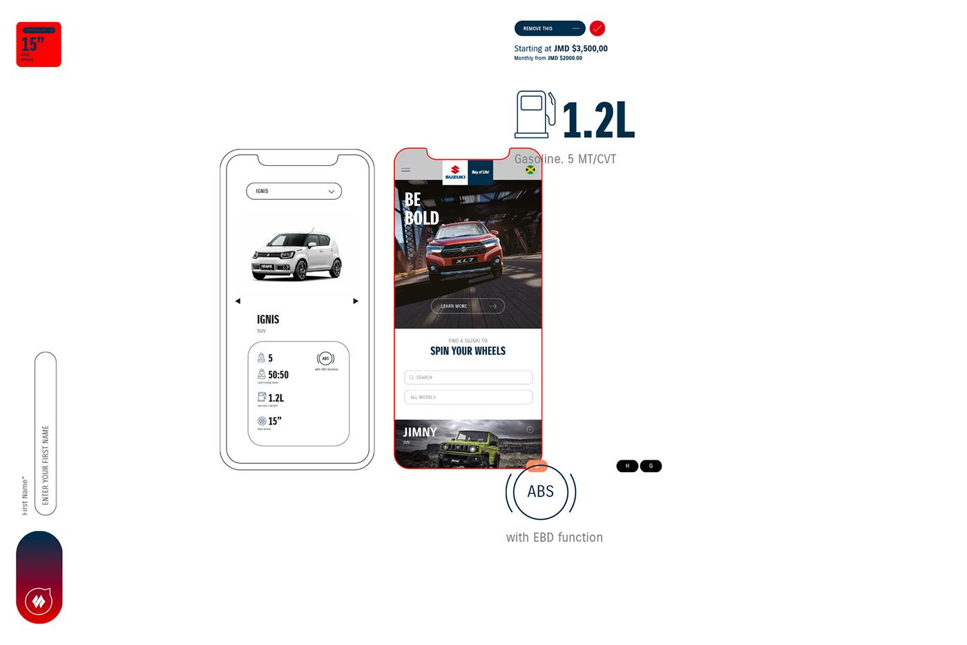 automovile Cars clean digital Engineering  futuristic modern simple Smart tech