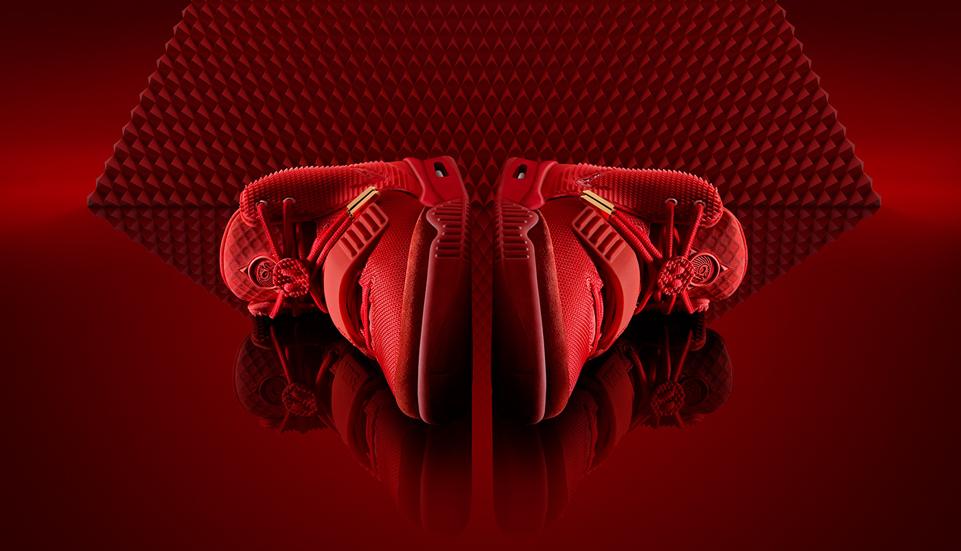 Nike Kanye West yeezy Yeezus nike air yeezy2 redoctober kardashian sneakers kicks shoes