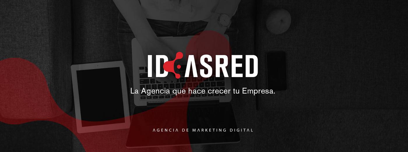 marca branding  tarjeta de presentación firma electrónica identidad visual Identidad Corporativa Diseño web logo