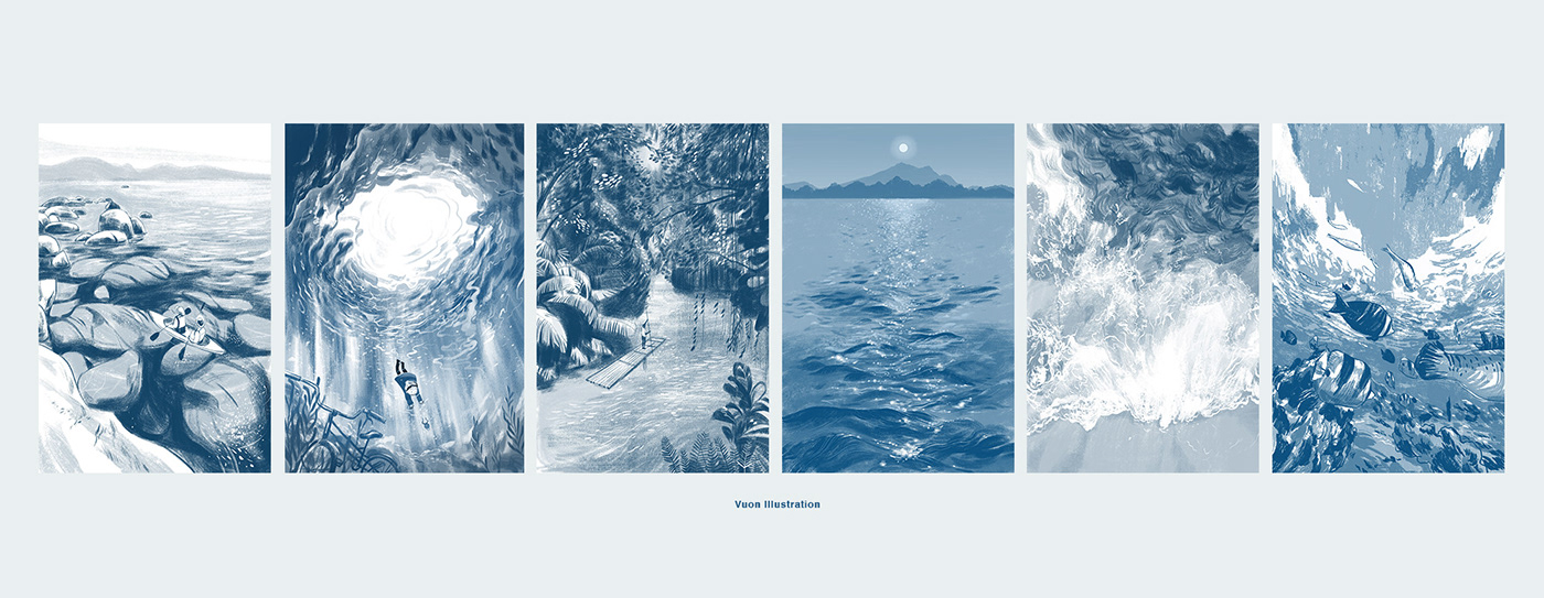 inspire art sailing water Ocean children book Picture book