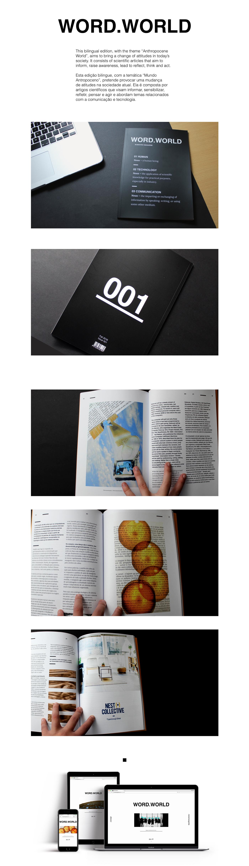 magazine word world portuguese english anthropocene information communication Technology