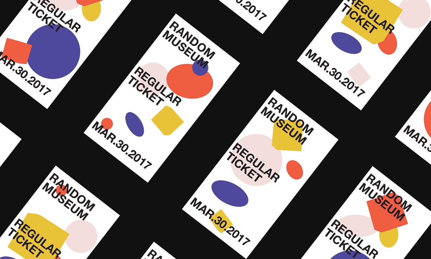 logo motion animation  3D ticket branding  poster Behance package adobeawards