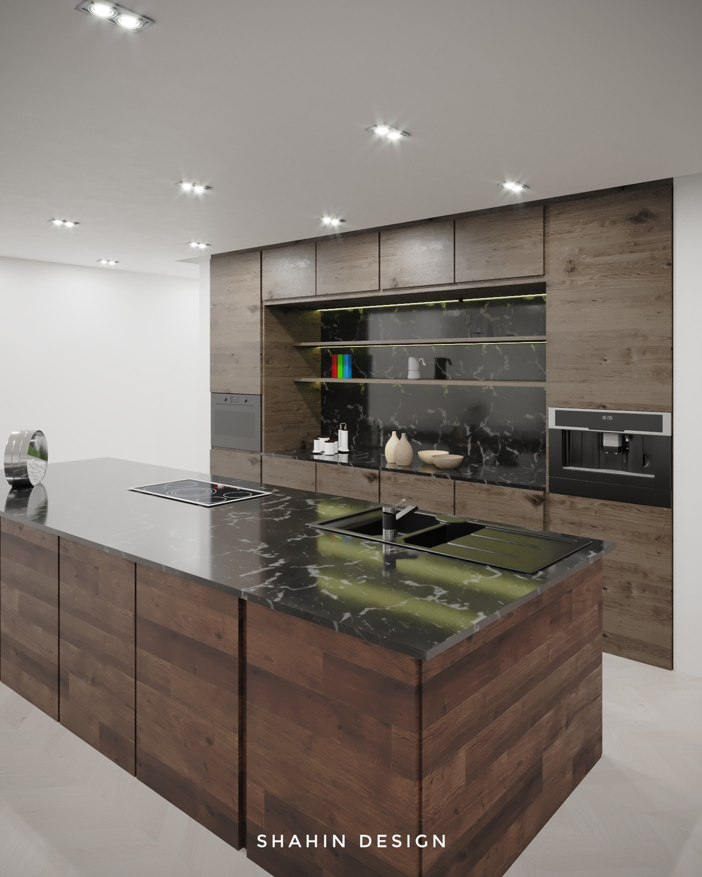 architectural design architecture archviz cg artist interior design  LOFT DESIGN Modern Design