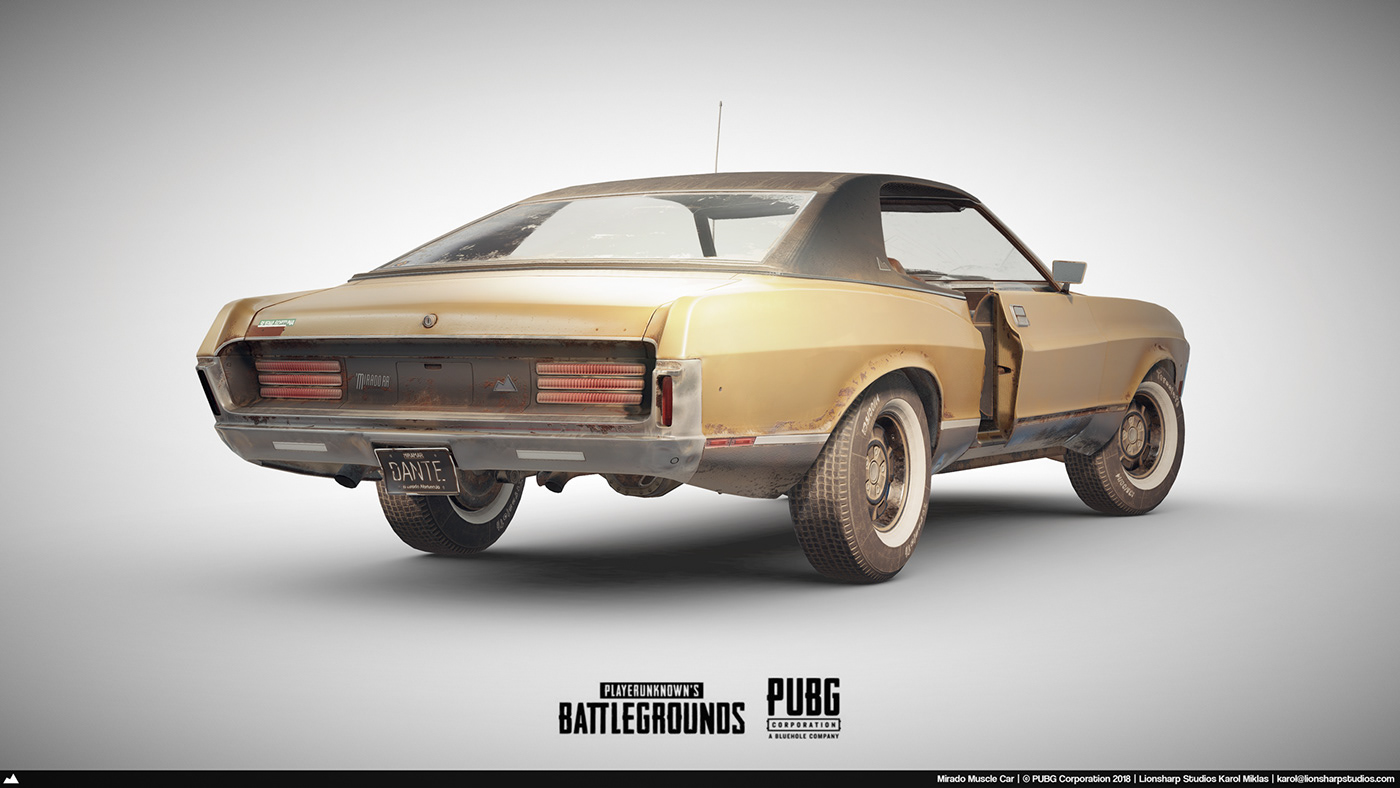 Pubg Mobile 0 5 3 Apk For Android Ios With Patch Notes: Muscle Car Pubg