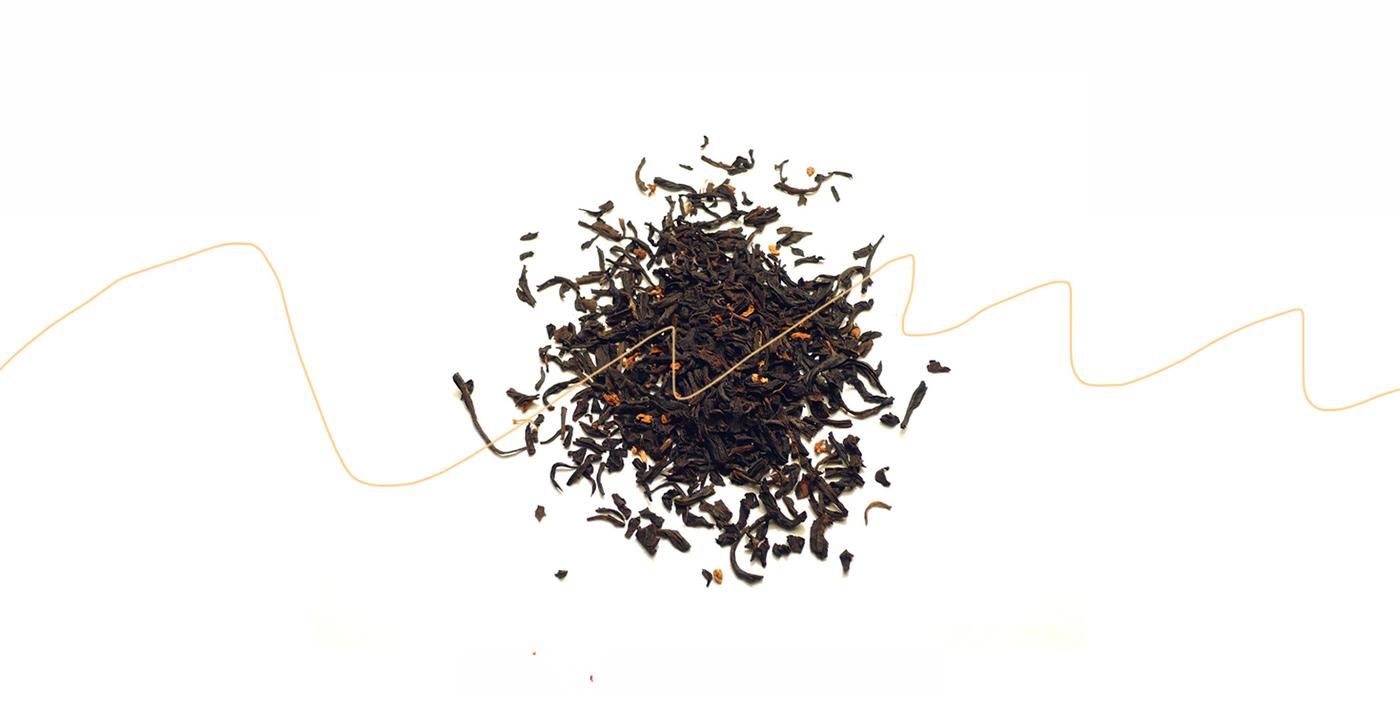 Bunka Tea Co tea identity branding  Packaging Tea Packaging Coffee