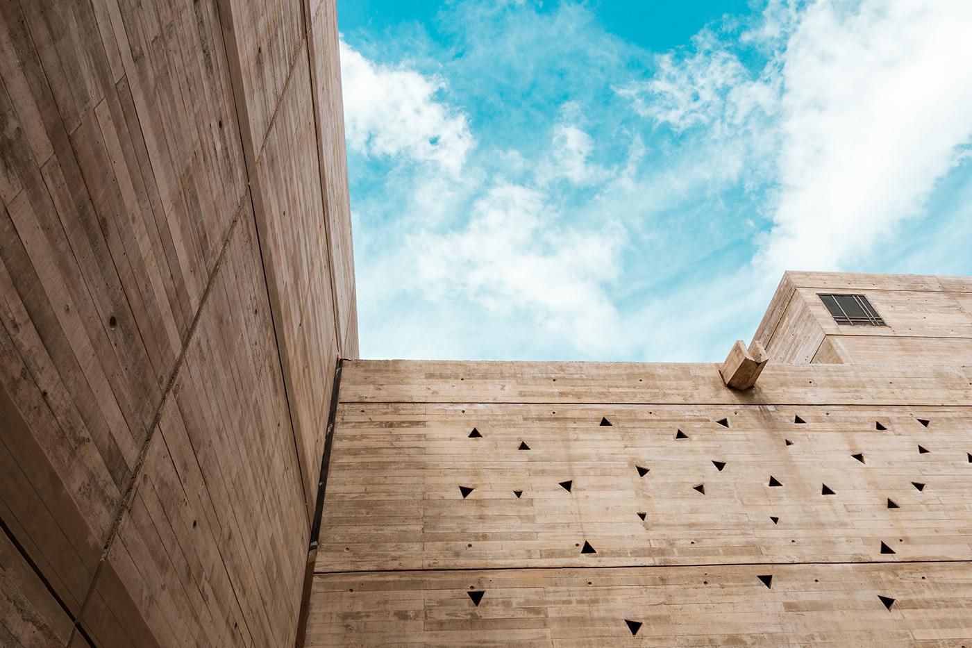 oaxaca mexico arquitectura architect lines minimal shadow light symmetry clean