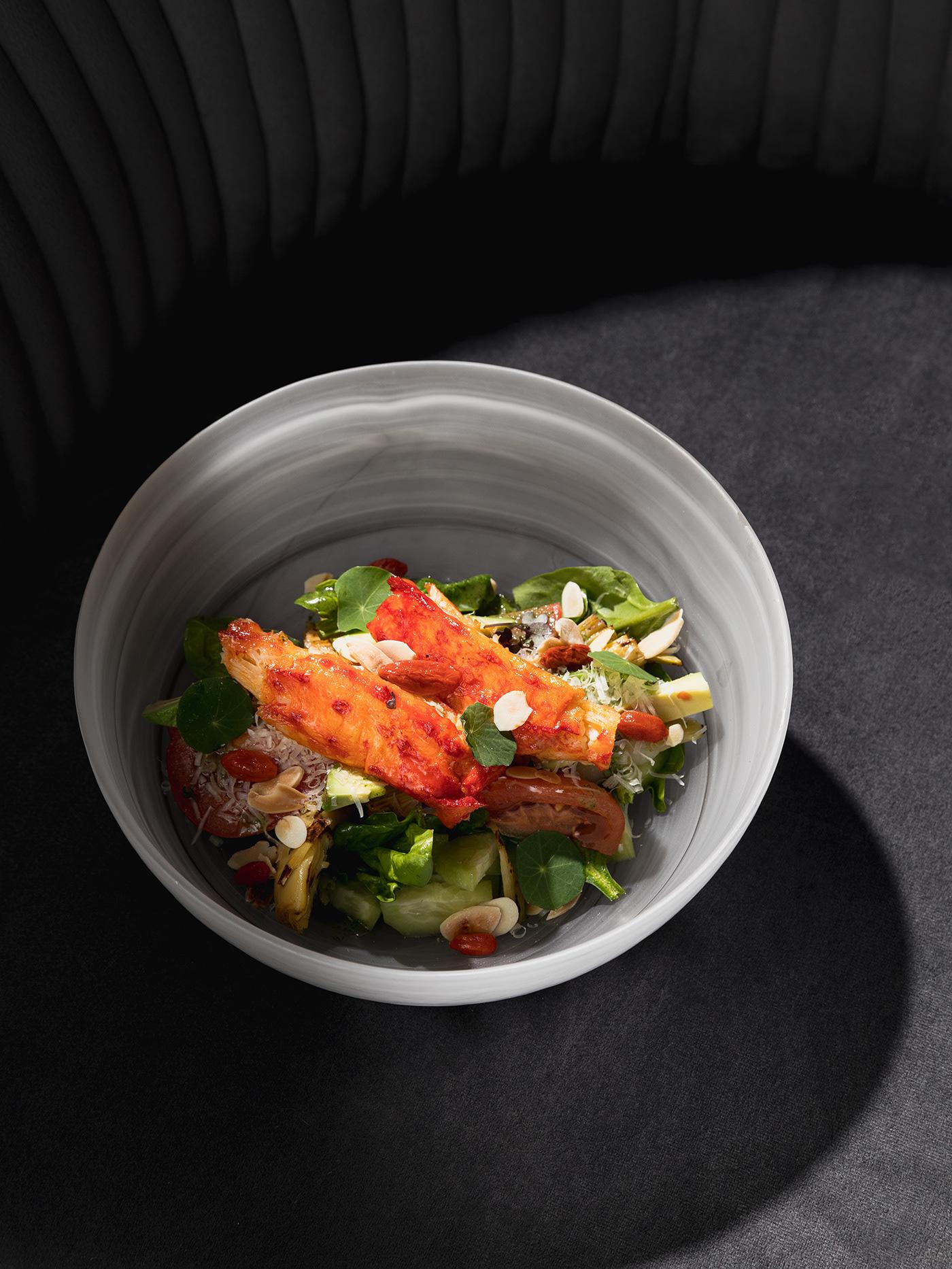 Image may contain: food, salad and dish
