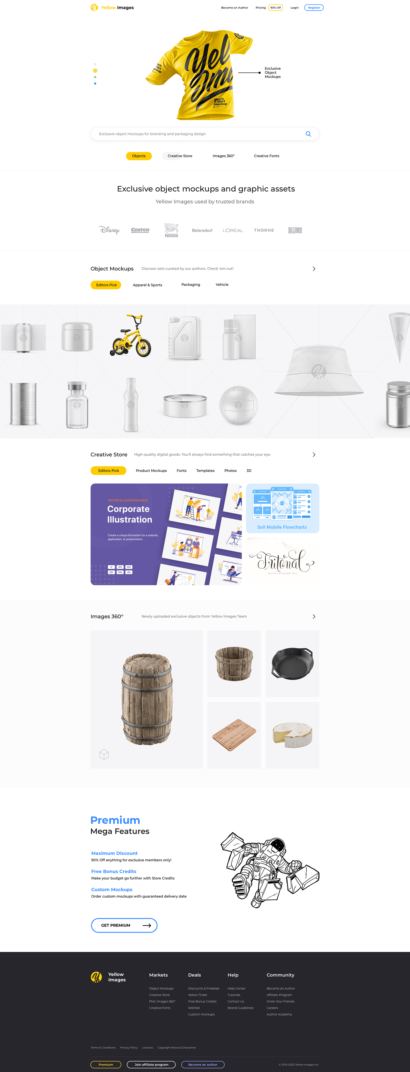 Interface UI
