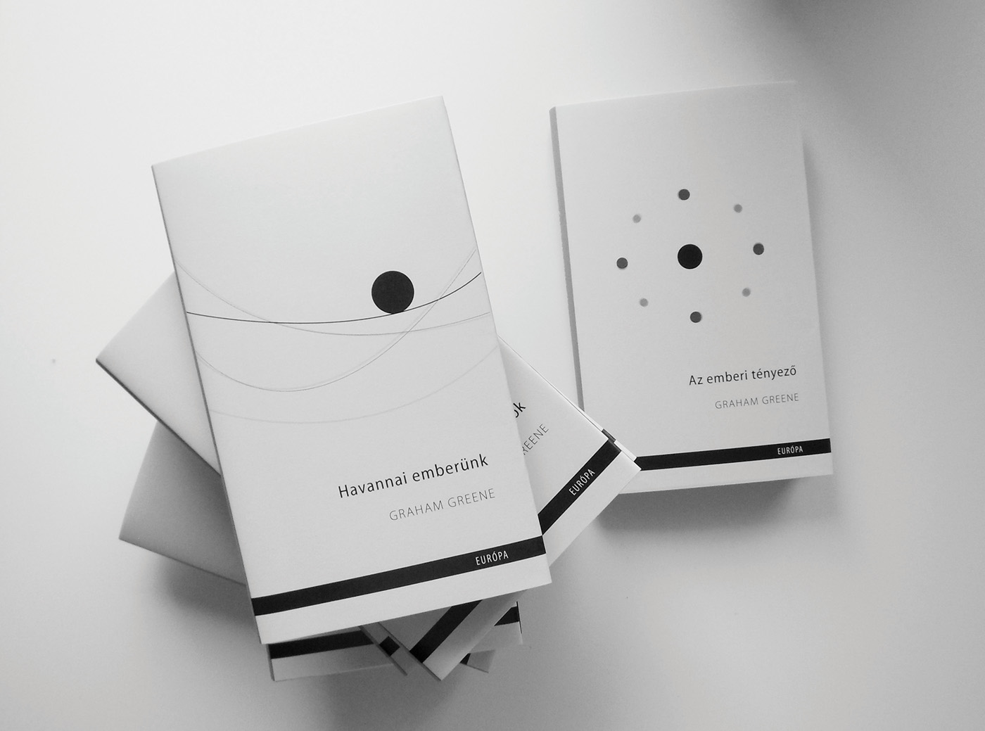How To Make Minimalist Book Cover : Minimal book covers on behance
