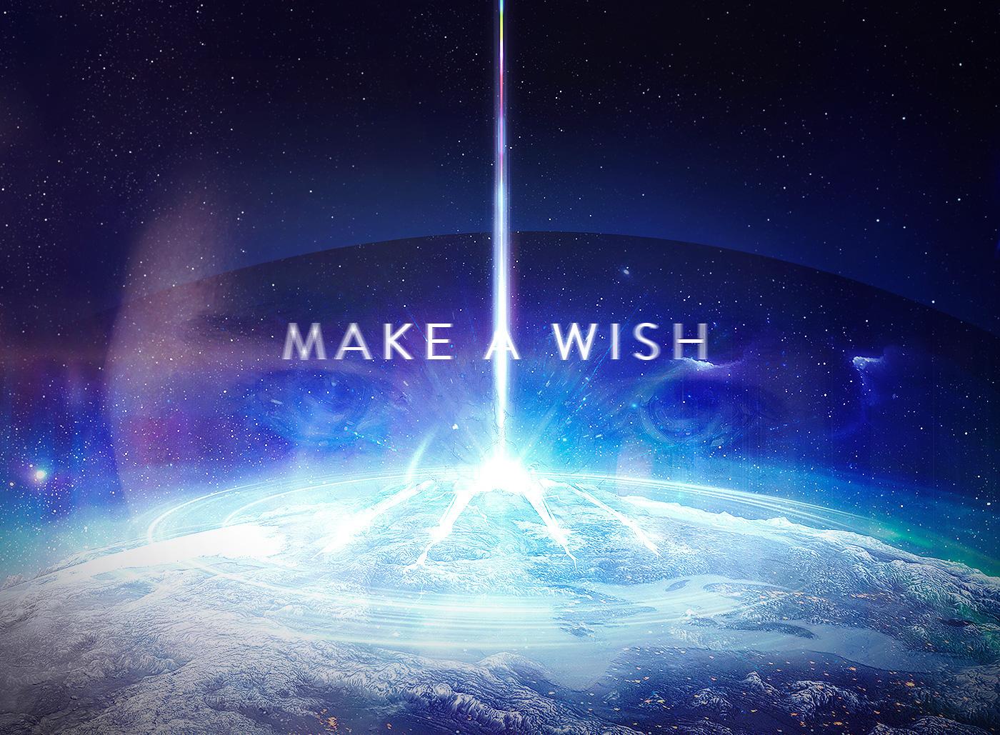karim,KarimFakhoury,Fakhoury,make a wish,gravity,Space ,desktopography,wallpaper,astronaut,Montreal,photoshop,photomanipulation