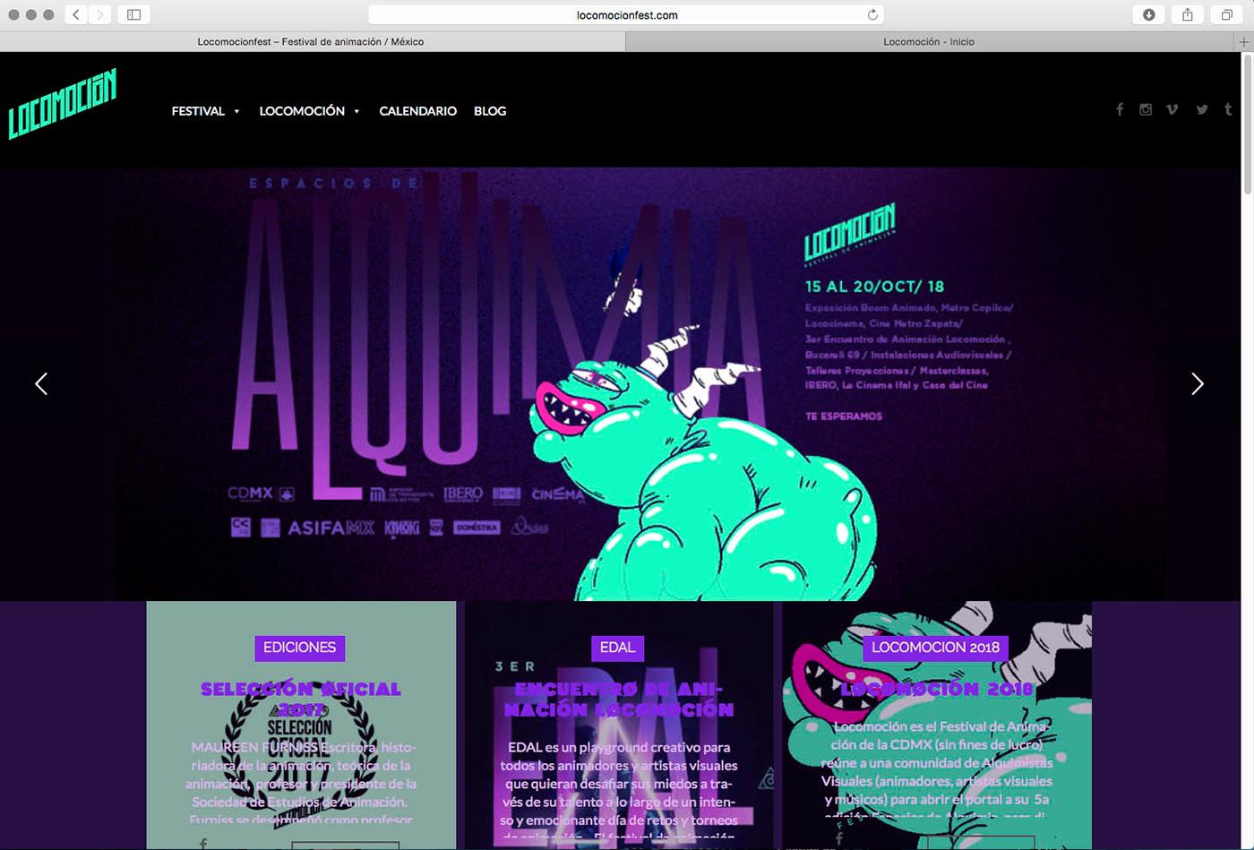 animacion ilustracion diseño de personajes animation  concept art locomoción