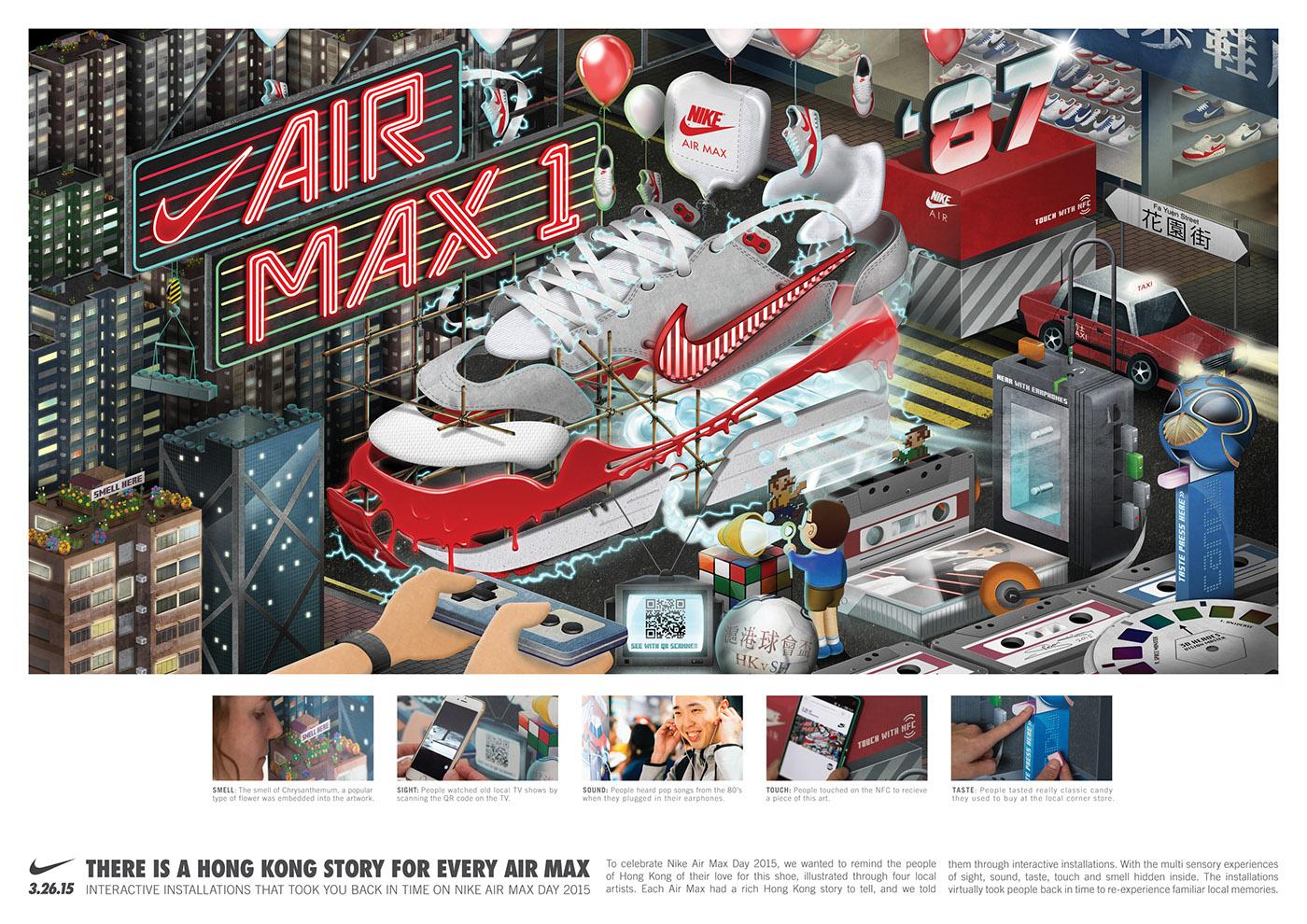 low priced 6675d dda1d Nike Air Max on Behance