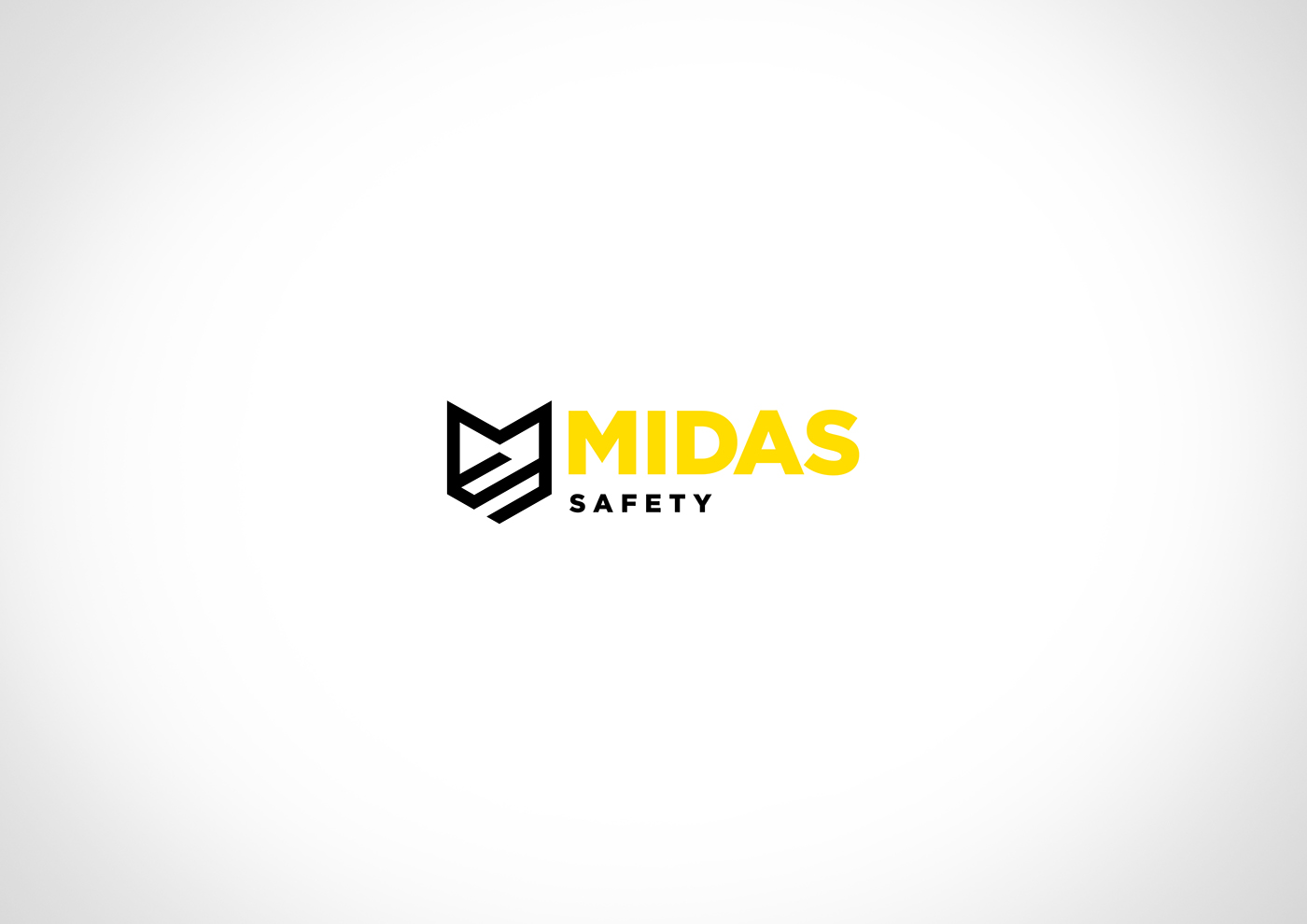 midas safety on behance