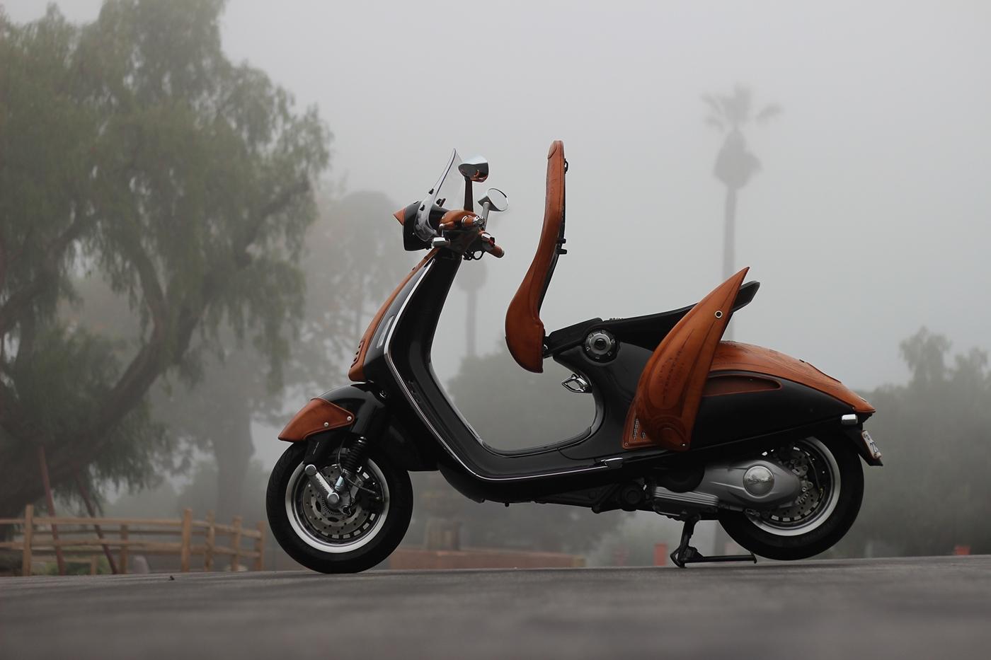 Project - Vespa 946 Bellissima / TEDST*R custom rides