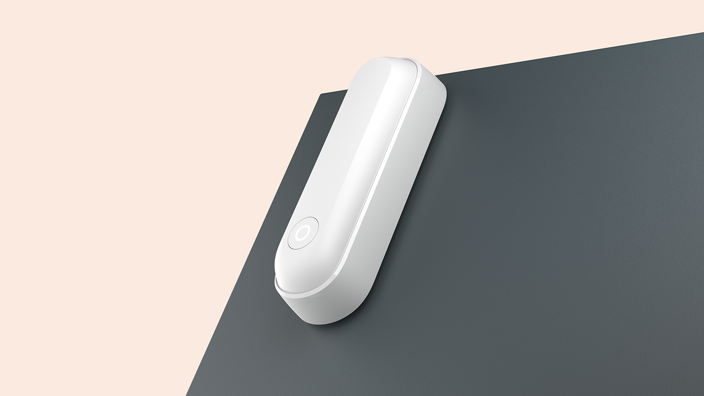 lupus Electronics product design White Smart home simplicity