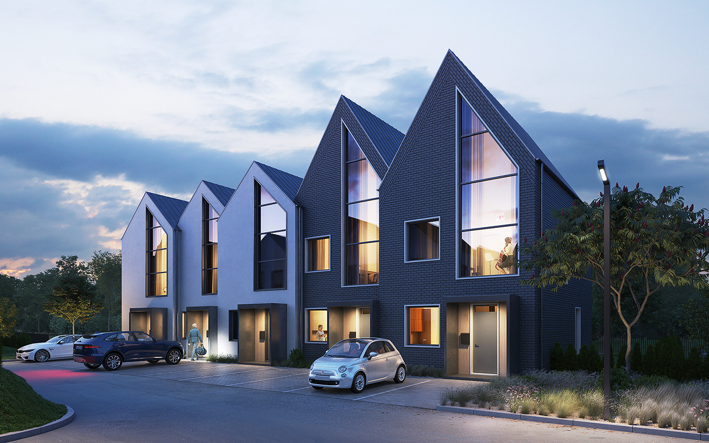 architectural visualization visualisation norway lithuania finland Sweden