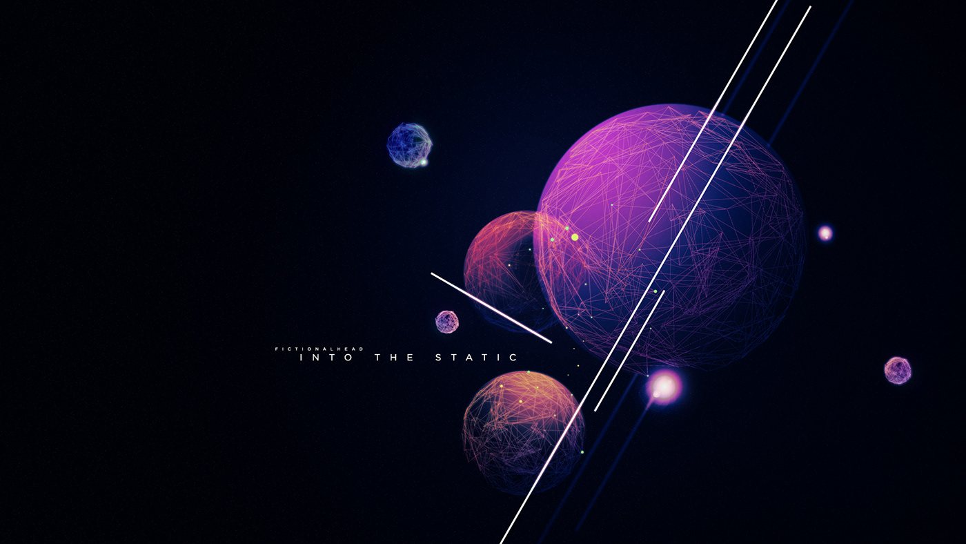 graphic design  album art ILLUSTRATION  abstract design music electronic