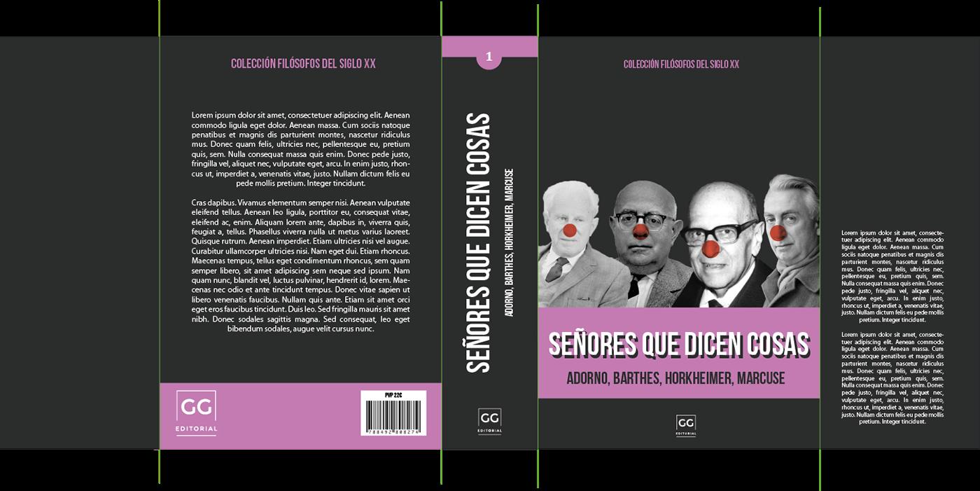 editorial design  graphic design  book libro Portada cover
