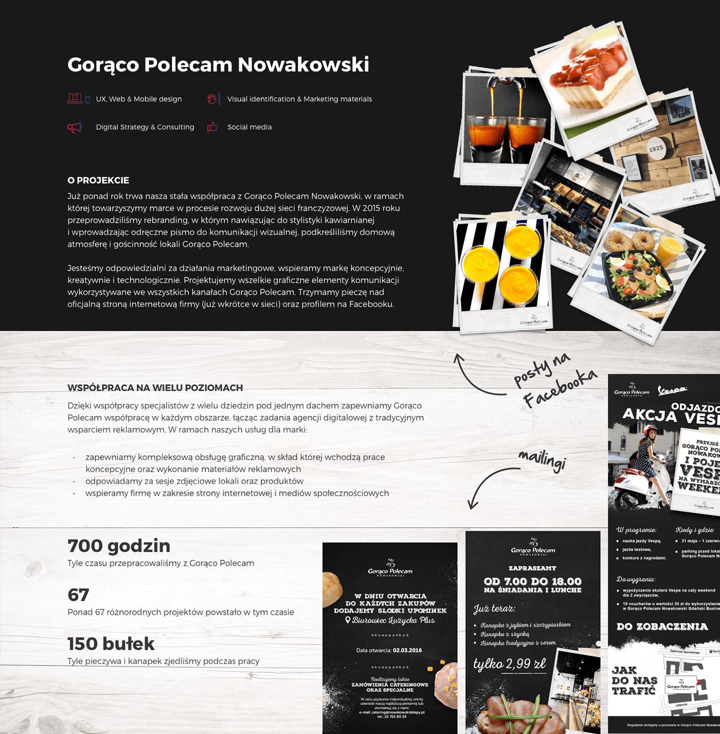 Food ,photo,Coffee,barista,sandwich,Layout,grid,agency,print,bread