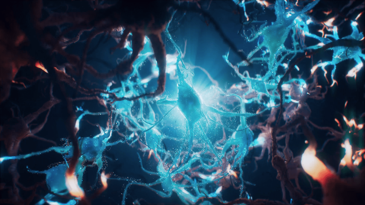 animation  brain brain scan effects houdini medical mri redshift science Technology