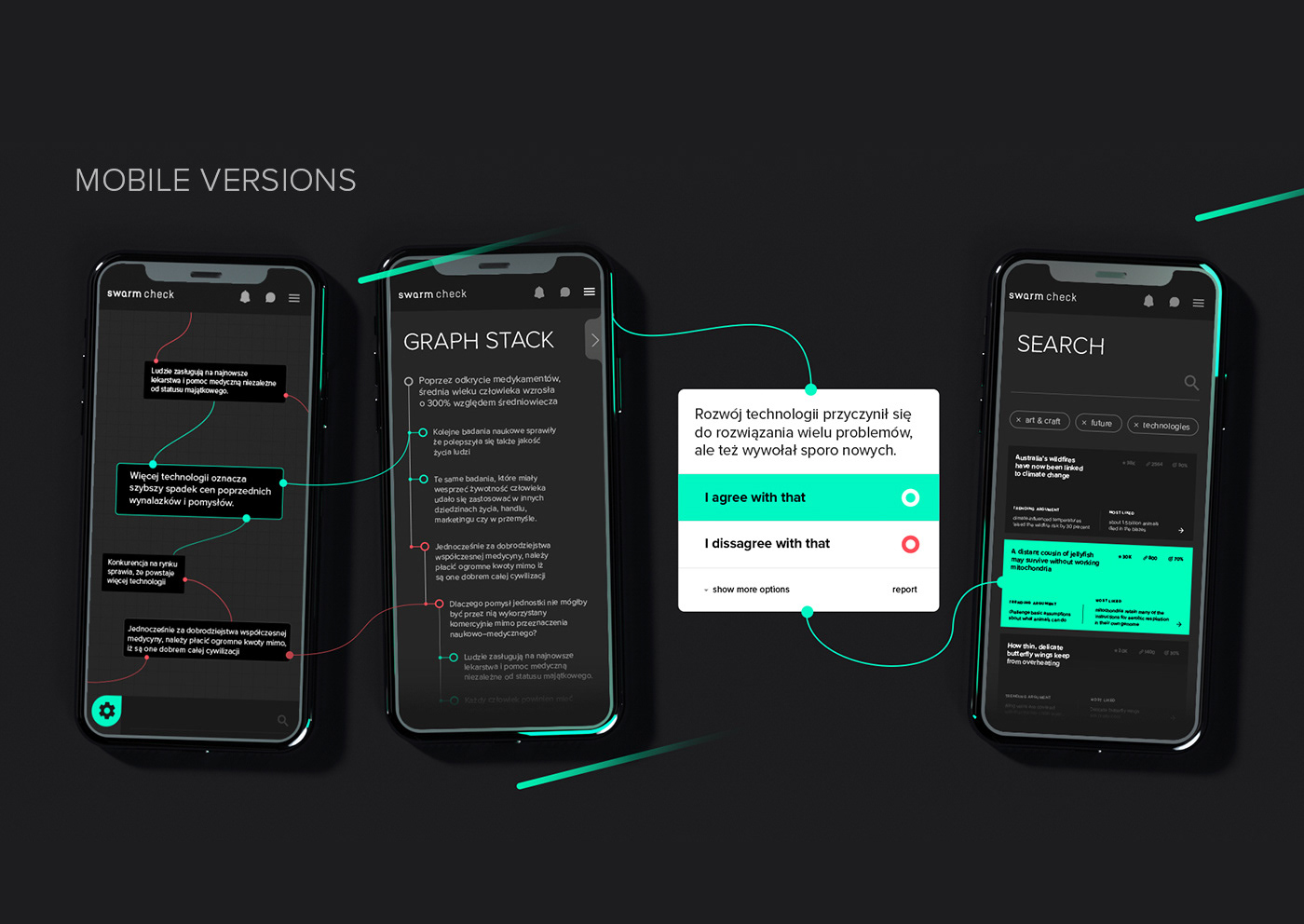 adobexd ai aplication app branding  design IT mobile Technology xD