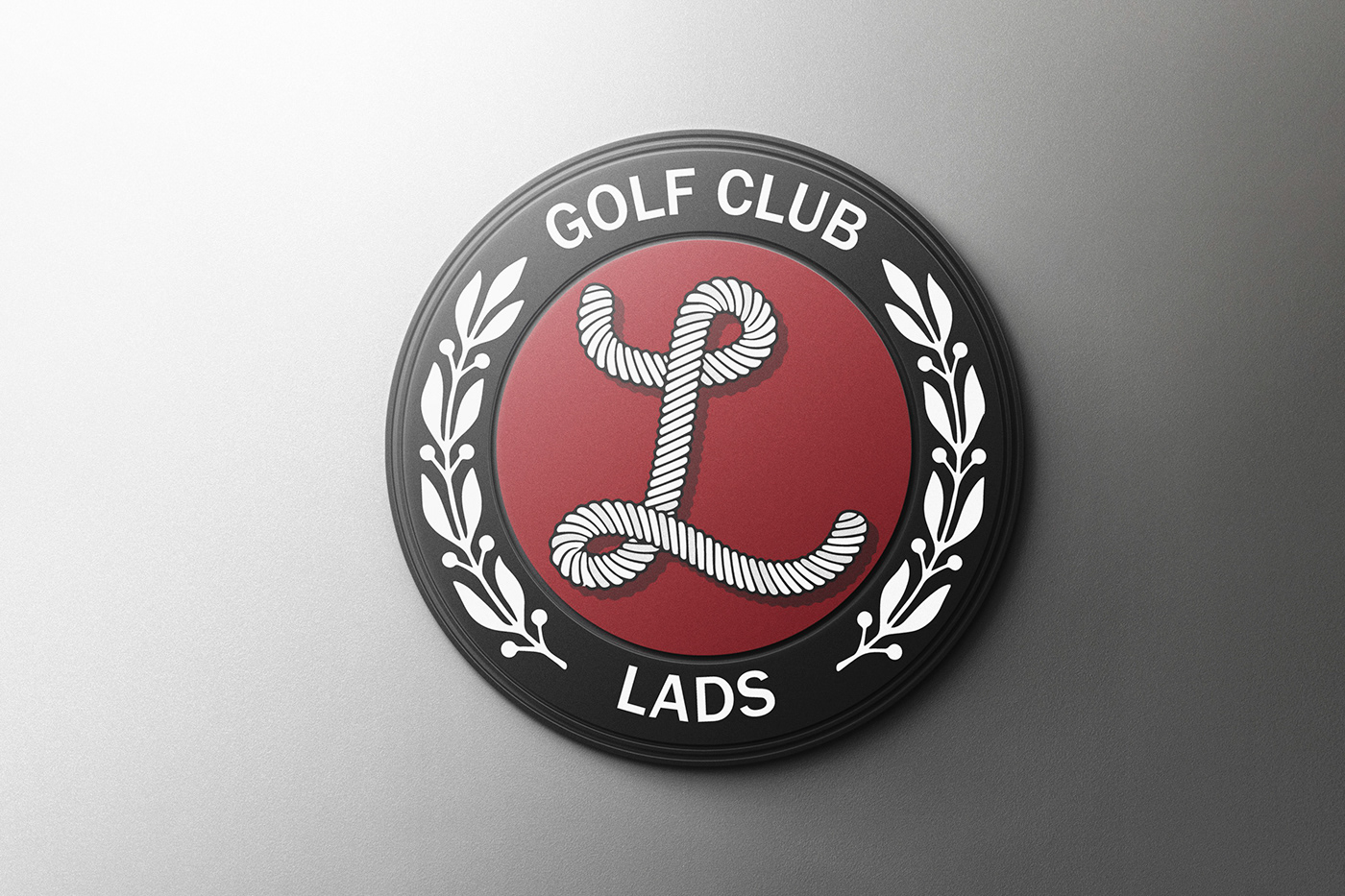 Image may contain: emblem