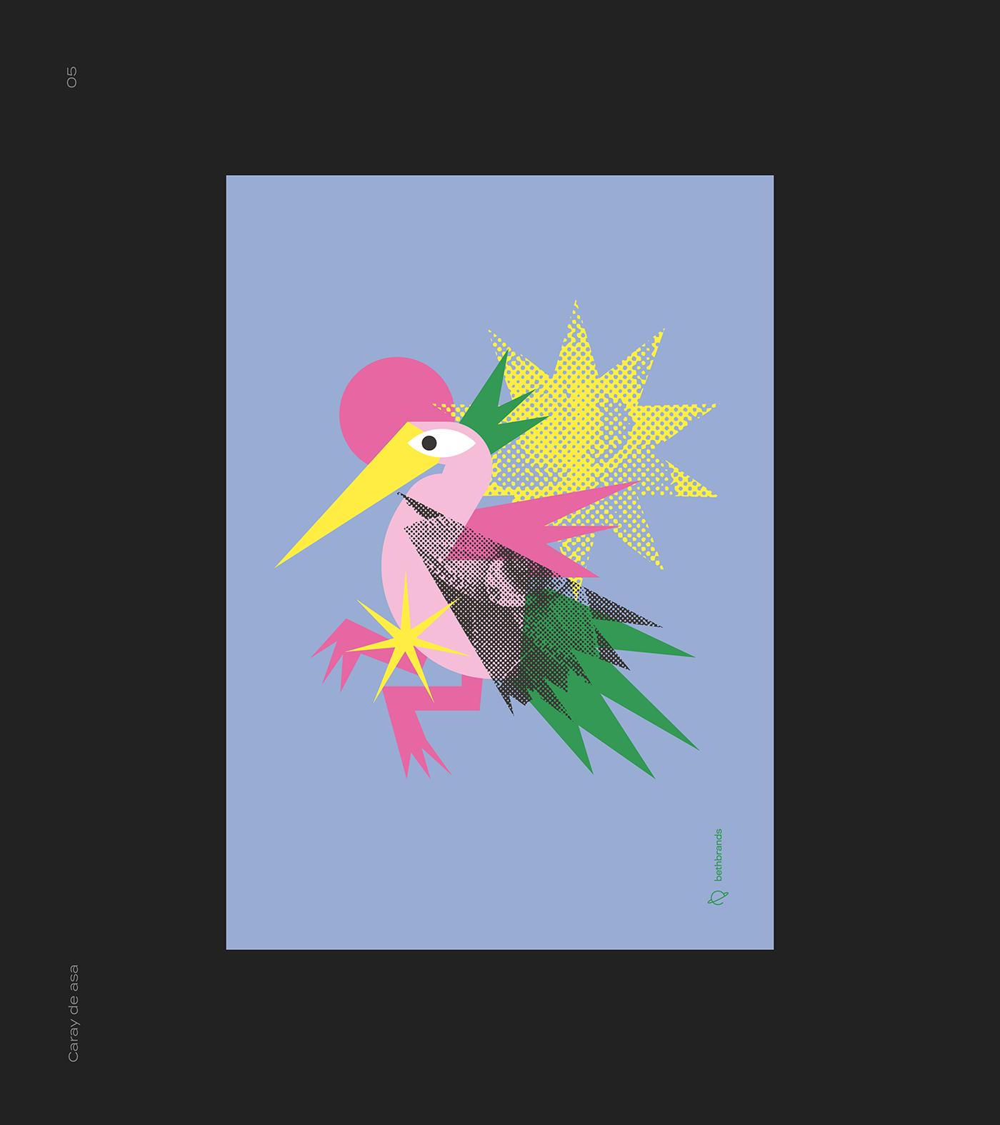 Image may contain: bird, illustration and cartoon