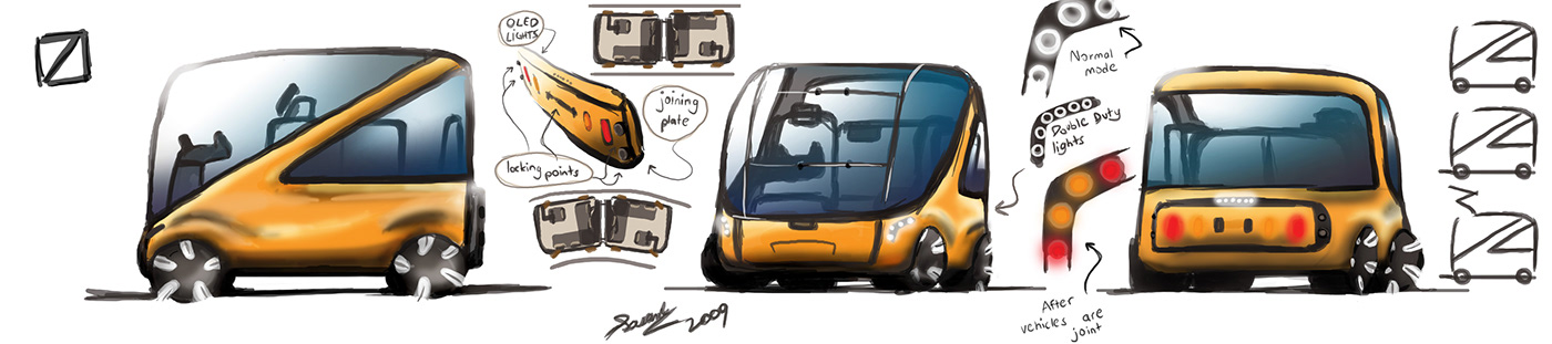 Image may contain: bus, land vehicle and vehicle