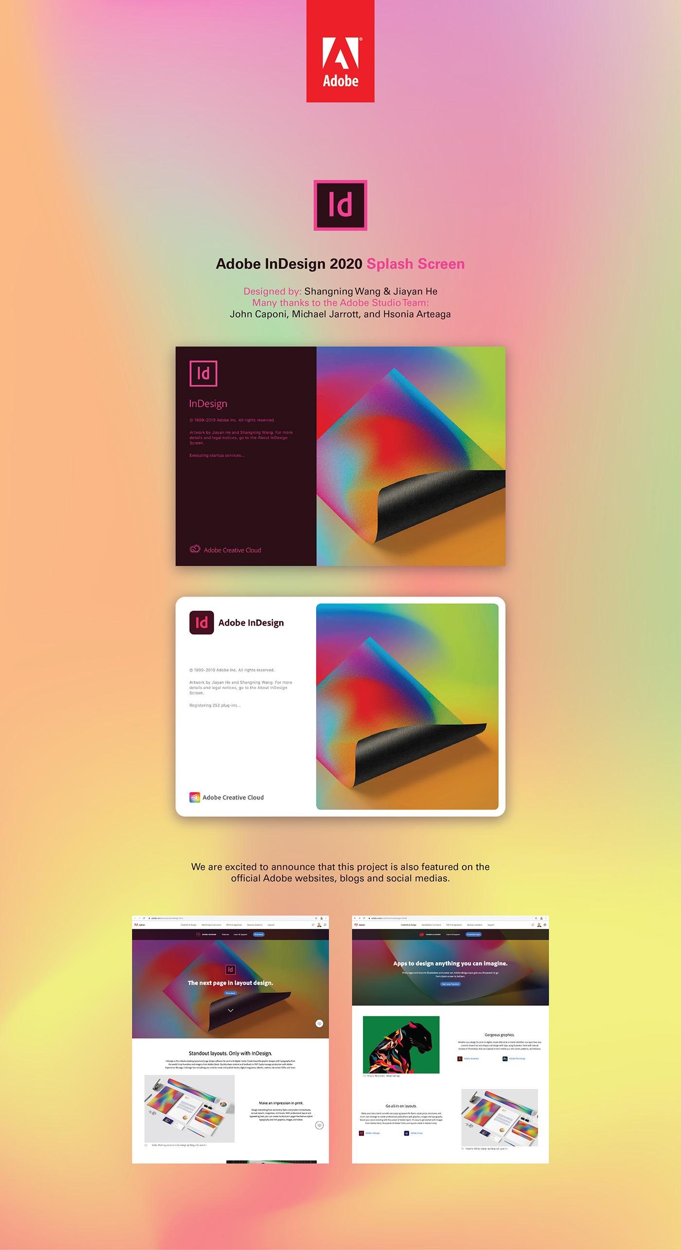 poster colorful climate change adobe splash screen Adobe Portfolio global warming 图形设计 平面設計 平面设计