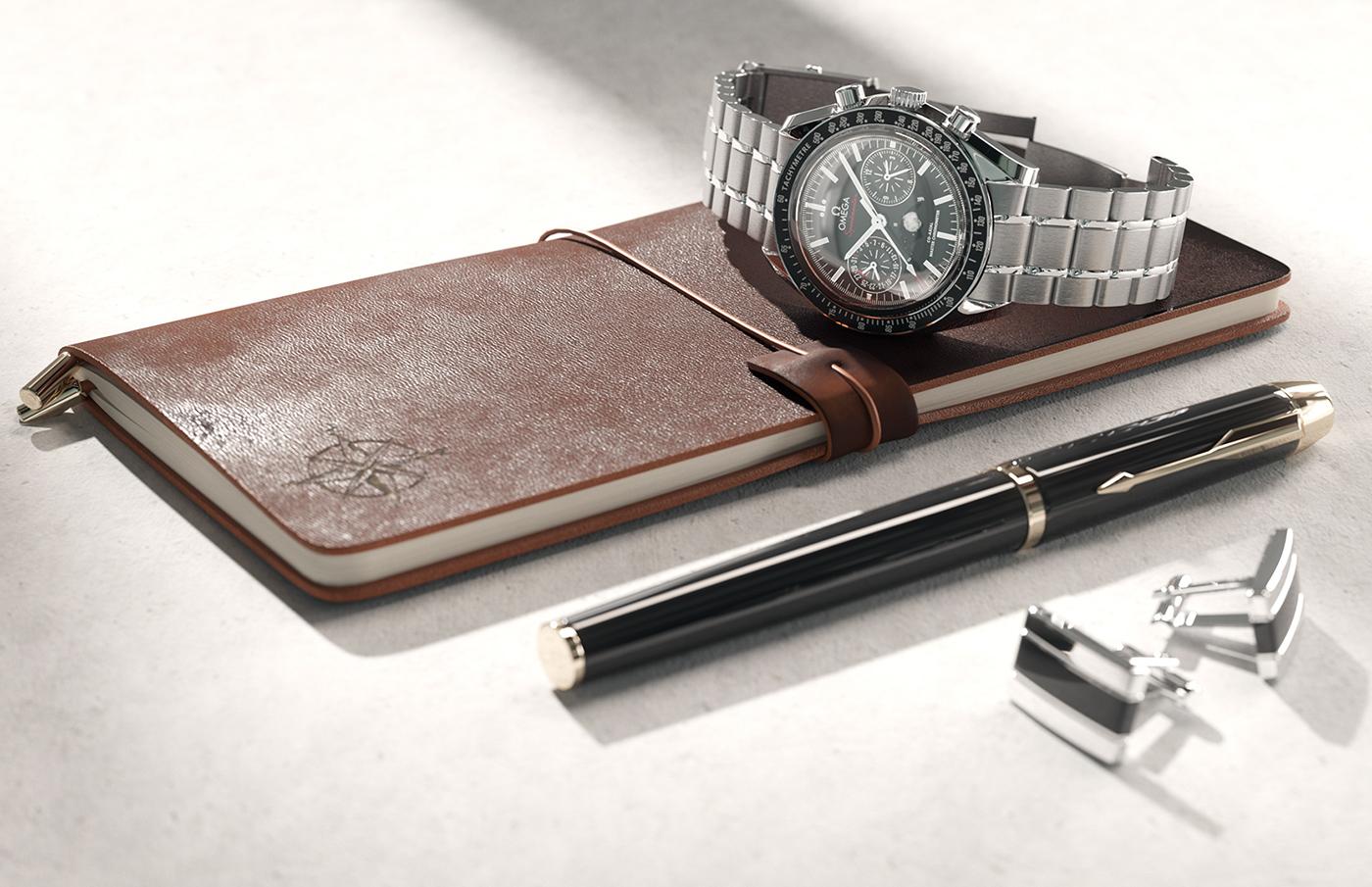 visualization,wristwatch,3D model,free