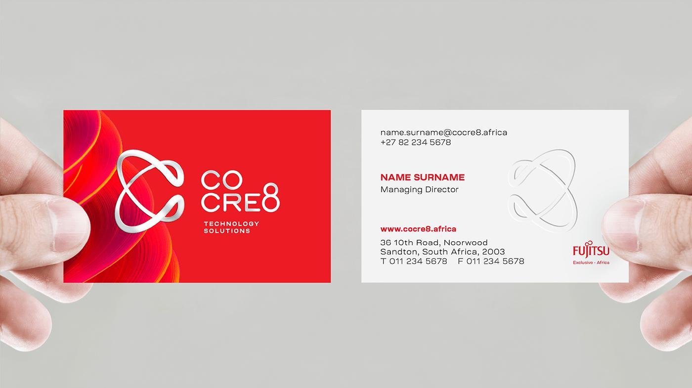 brand identity brand video Create custom type infinity infinity logo logo number logo red Technology