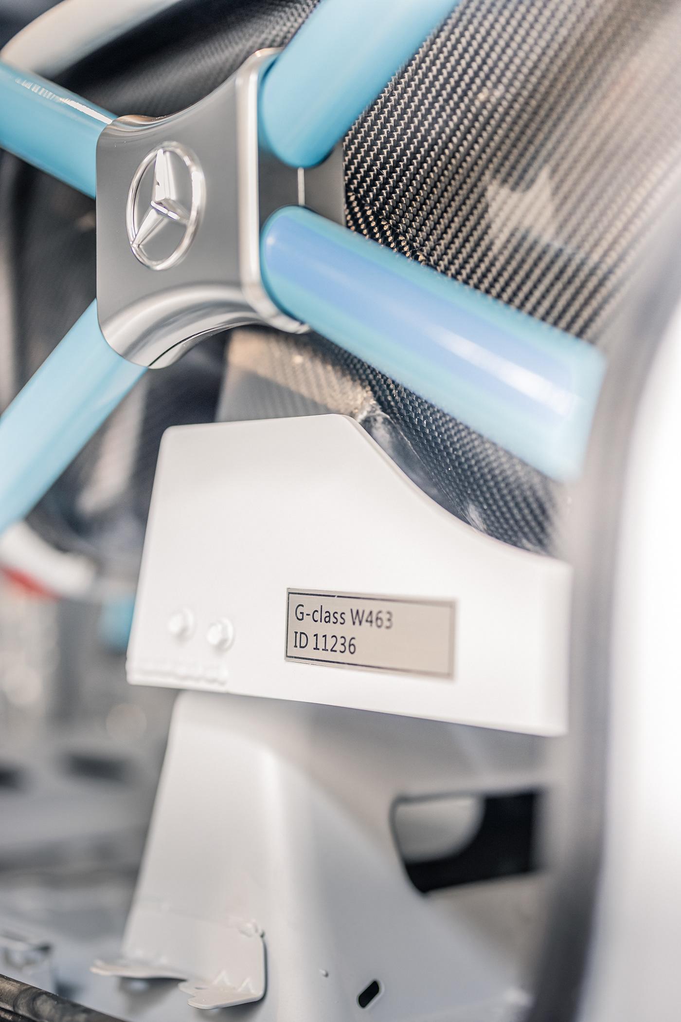 AMG art art car Automobil automotive   g class gelandewagen mercedes Mercedes AMG Mercedes Benz Project Geländewagen suv virgil abloh