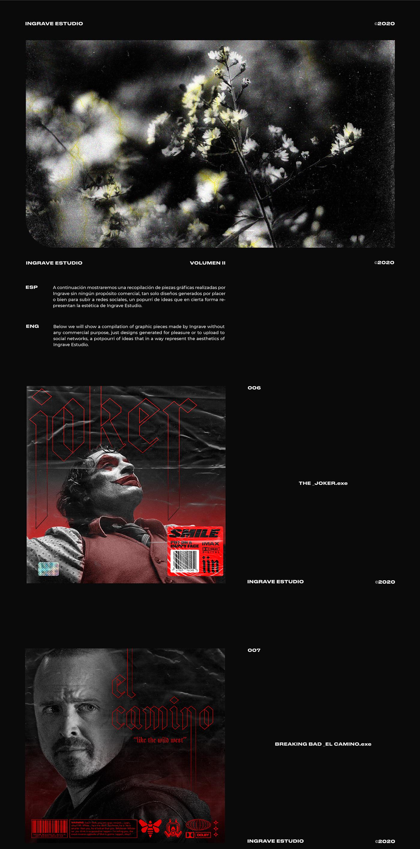 black design graphicdesign ingrave theblacklistdesign thedesignblacklist