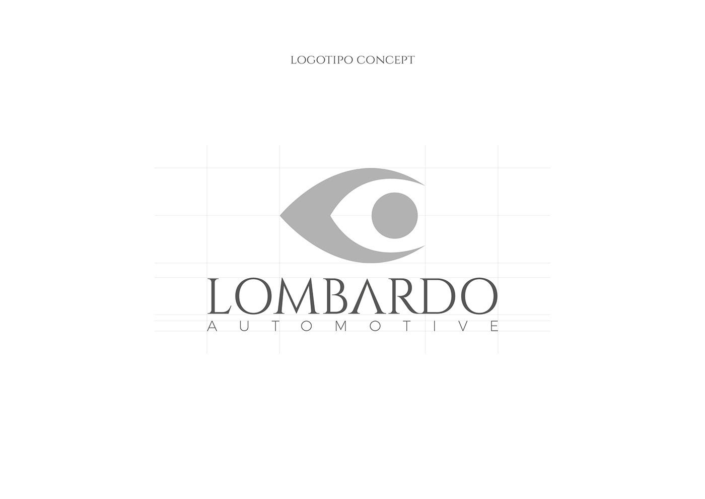 brand Logotipo automotive   Corporate Identity design Creative Direction
