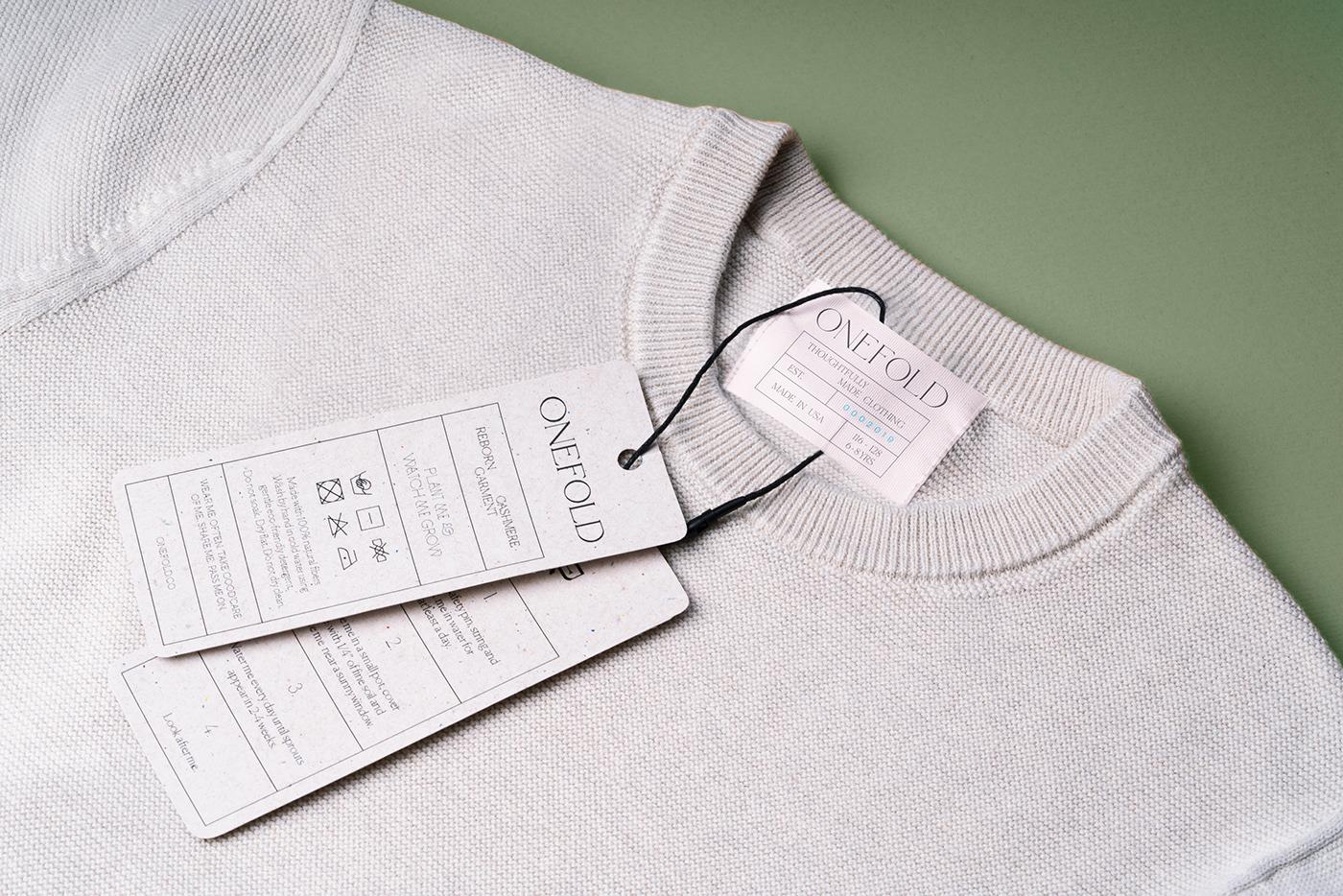 branding  byFutura Clothing editorial Futura New York one fold