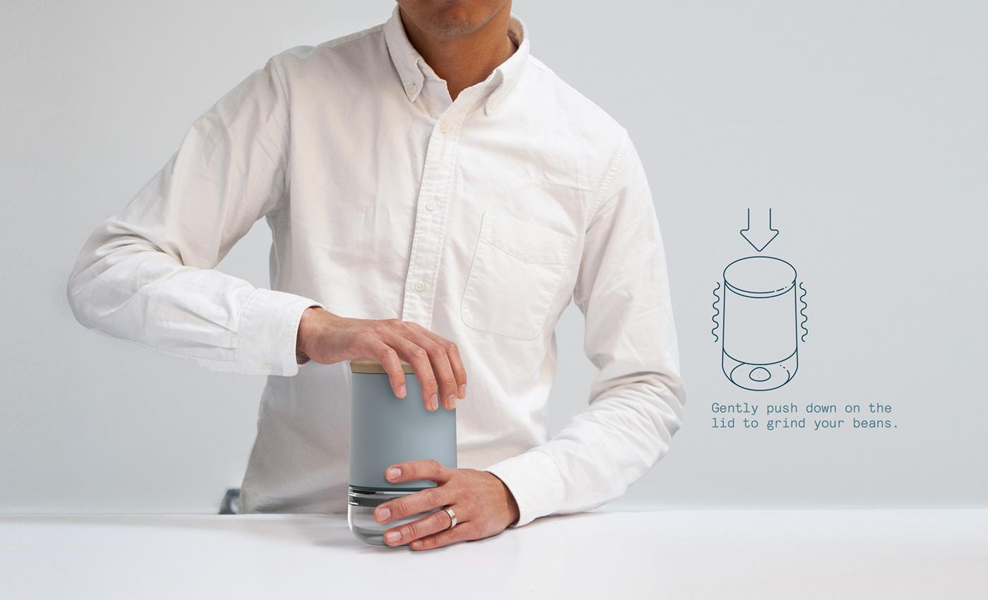Image may contain: person, shirt and man