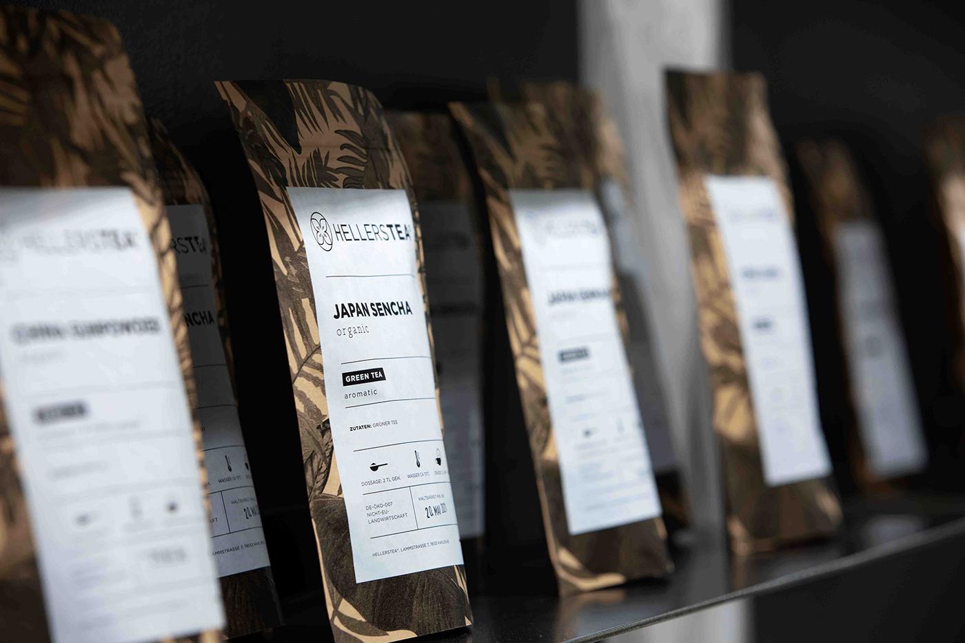 Hellers Tea Shop Stuttgart Tee Diversity Teevariationen