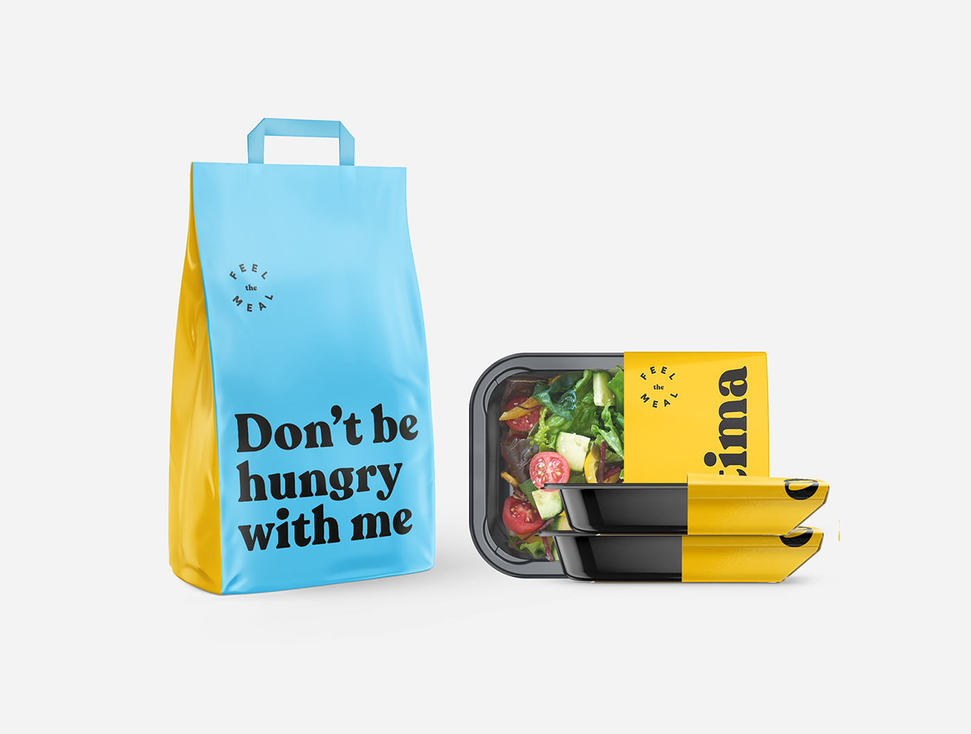 catering diet catering feel the meal colorful DESIGN Catering Brand catering dietetyczny