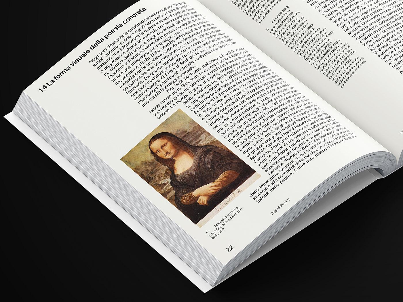 Image may contain: book, human face and print